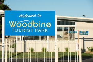 Lakes Entrance Woodbine Park