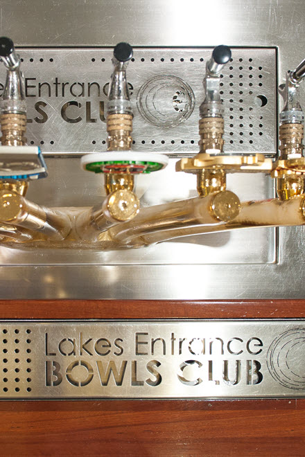 Lakes Entrance Bowls Club beer